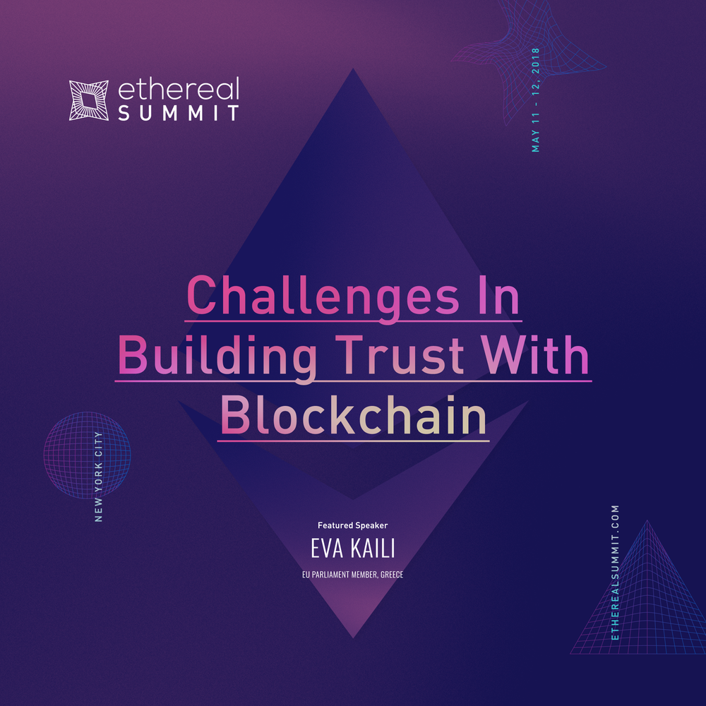 Challenges in Building Trust With Blockchain