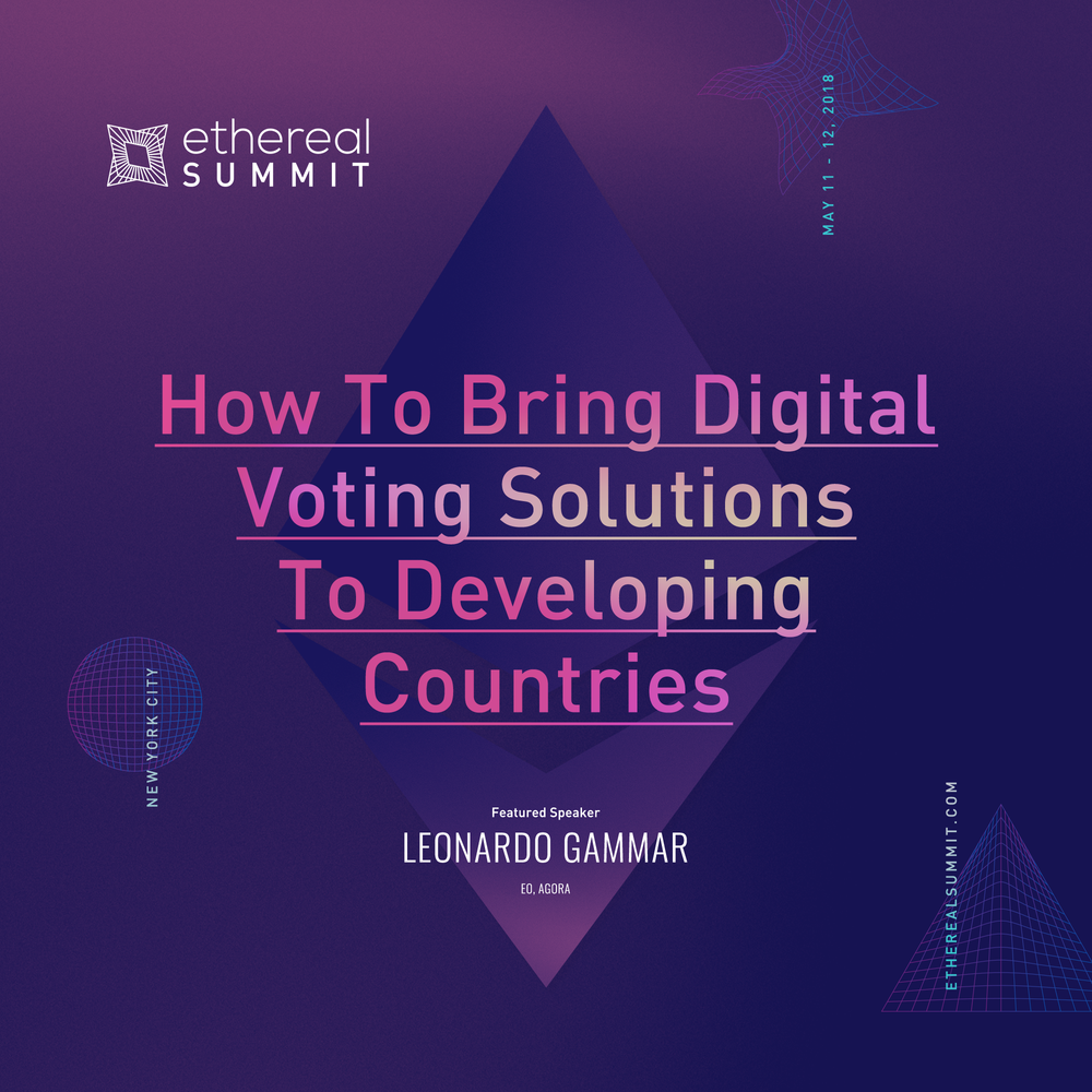 How To Bring Digital Voting Solutions To Developing Countries