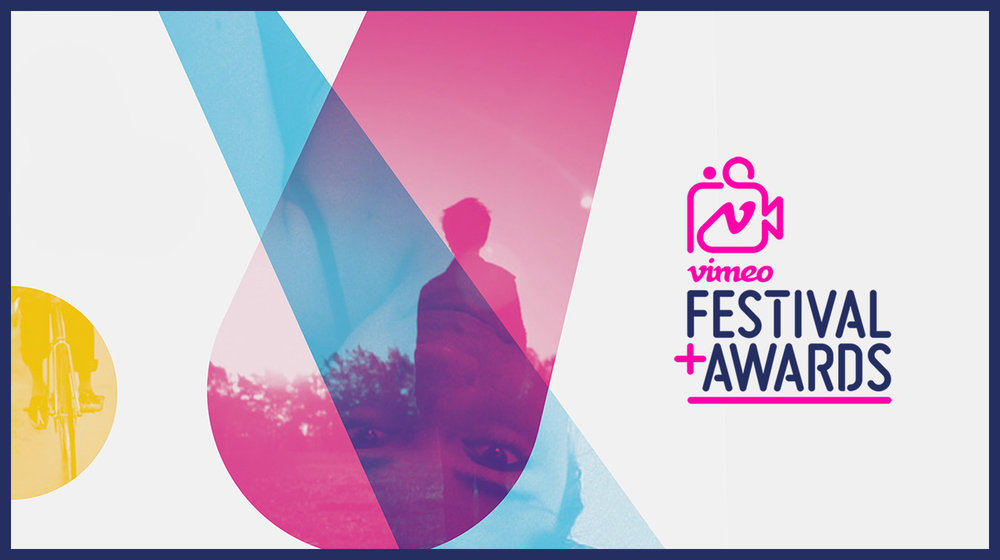 Vimeo Festival + Awards - Branding / environmental design / production