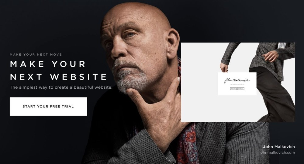 Squarespace Brand Marketing - branding / digital / social / Print