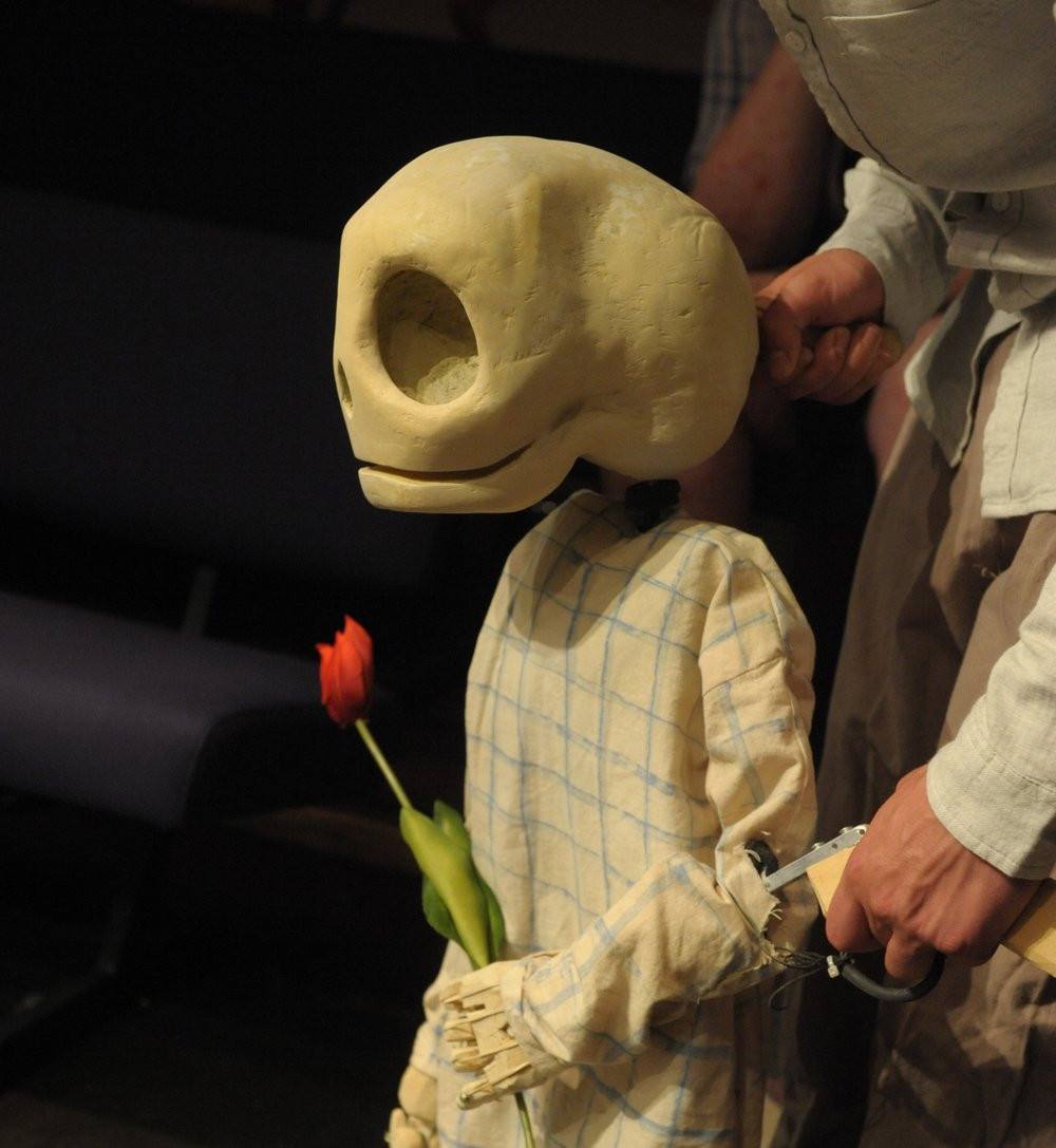Duck, Death & The Tulip 2014