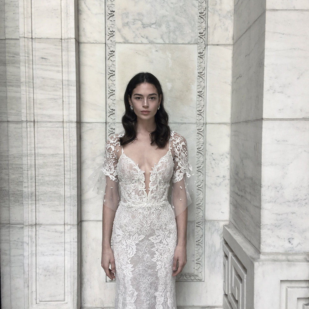 LIVNÉ WHITE - OLGA WEDDING DRESS COLOR — Alon Livné
