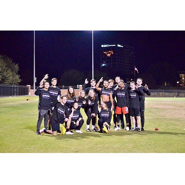 Flag Football Intramurals Champs! #BacktoBackChamps!