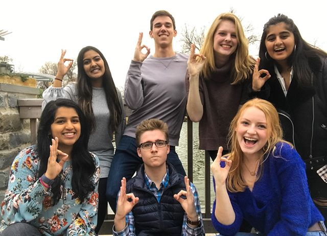 The 2019 Boaz Commons Council Exec Team had some fun exploring Dallas yesterday and making some awesome memories!