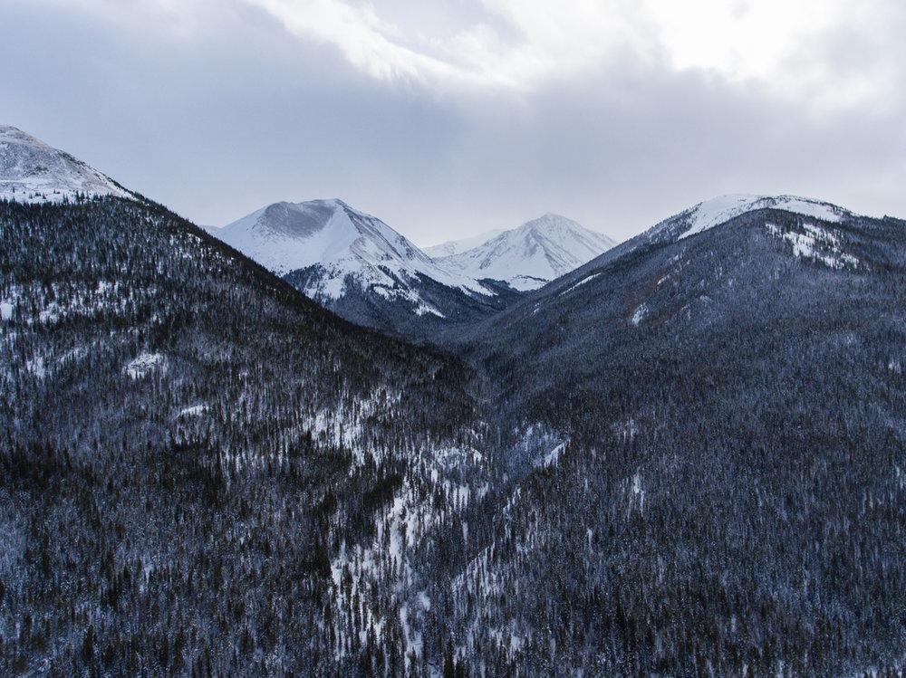 Mountains | Steamboat Springs, CO | DJI Phantom 4
