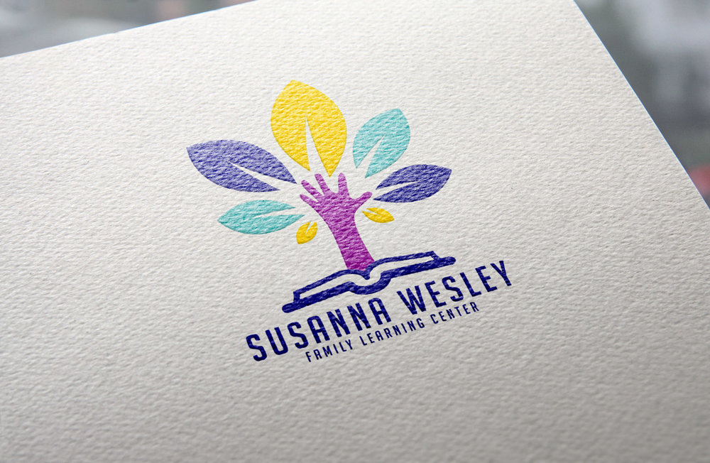 """SWFLC Rebranding"" was created for the Susanna Wesley Family Learning Center in Charleston, MO. SWFLC is a great organization dedicated to providing a safe environment for youth and families in need of care. It was an honor to help them with their logo redesign."
