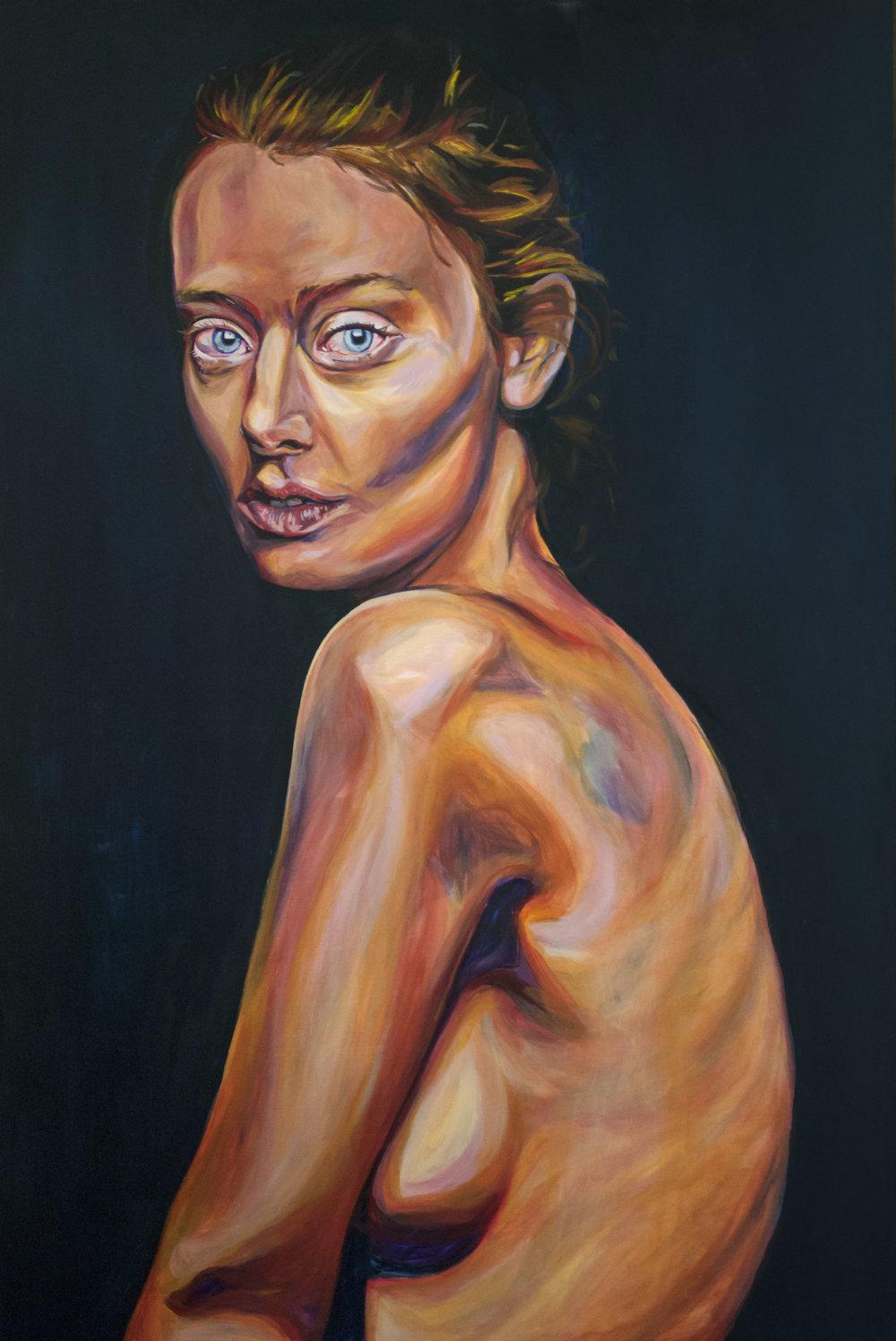 Winged by Julia Vanderbyl