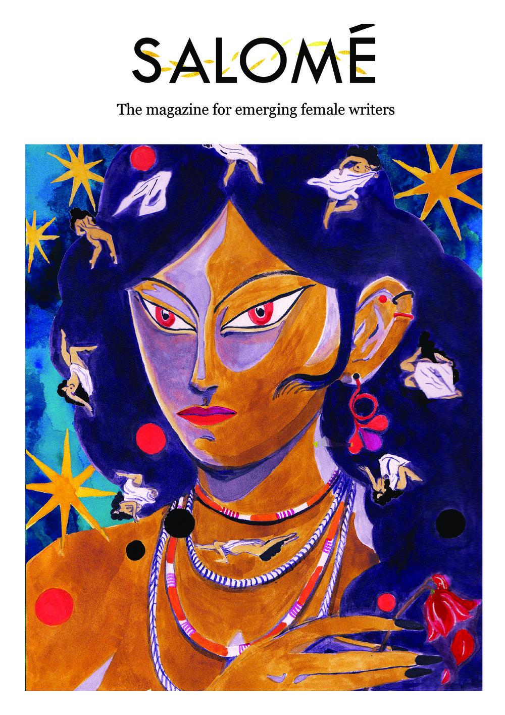 Cover art by Madeline Gobbo
