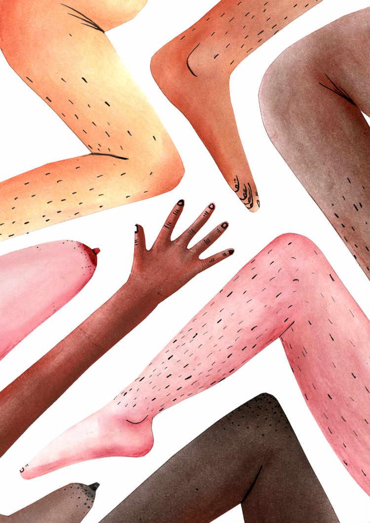 Body Bits by Kathryn Rust