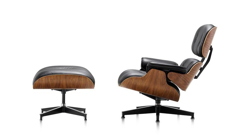 Herman Miller Eames Lounge