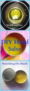 DIY Hand Salve