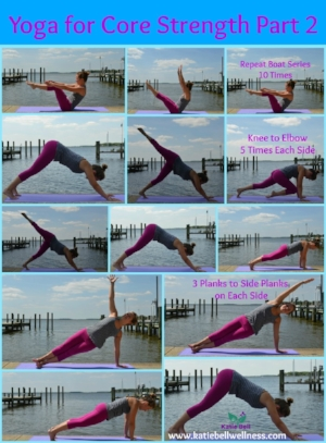 Yoga for Core Part 2