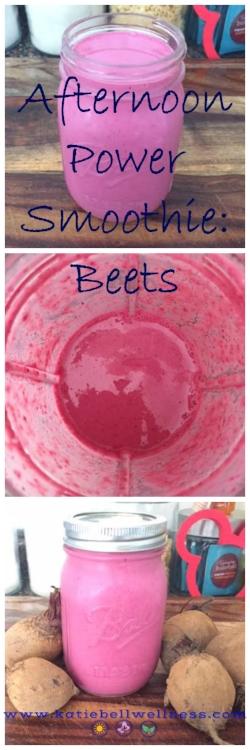 beet-smoothie