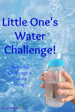 Little one's Water Challenge