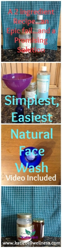 Simple Easy Face Wash