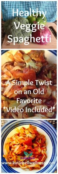 Healthy Veggie Spaghetti