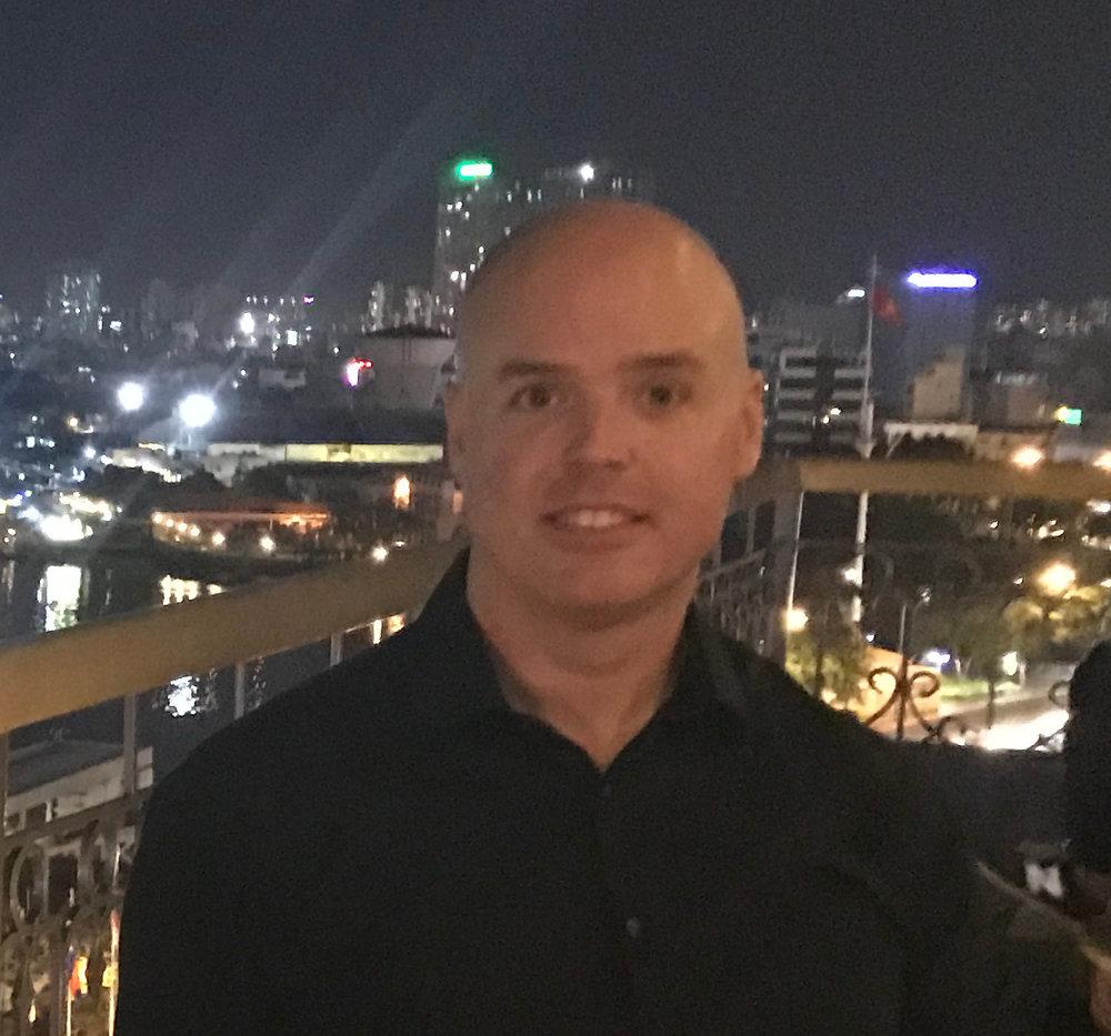 Chad Elwartowski, S. Korea