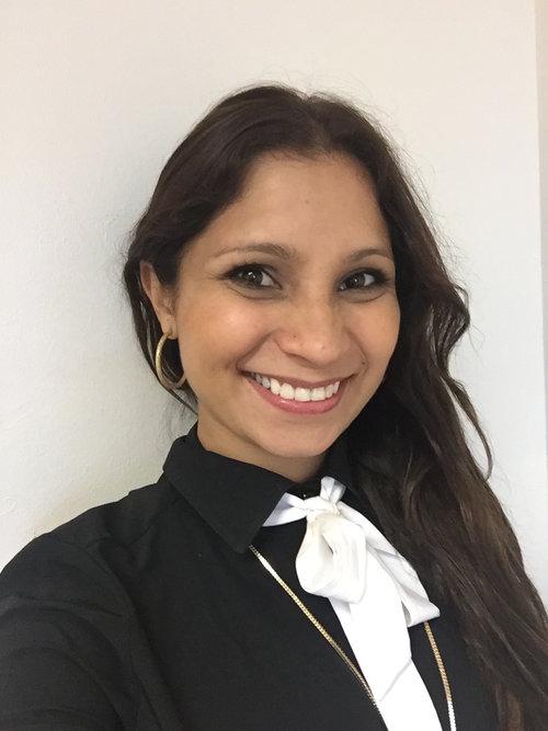 Nathalie Mezza-Garcia, Colombia/UK