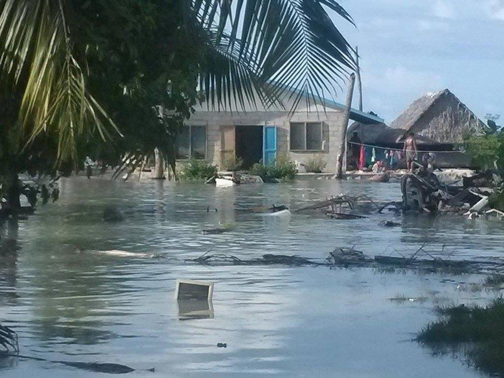 La Polynésie française parmi les terres les plus menacées par la montée des océans -