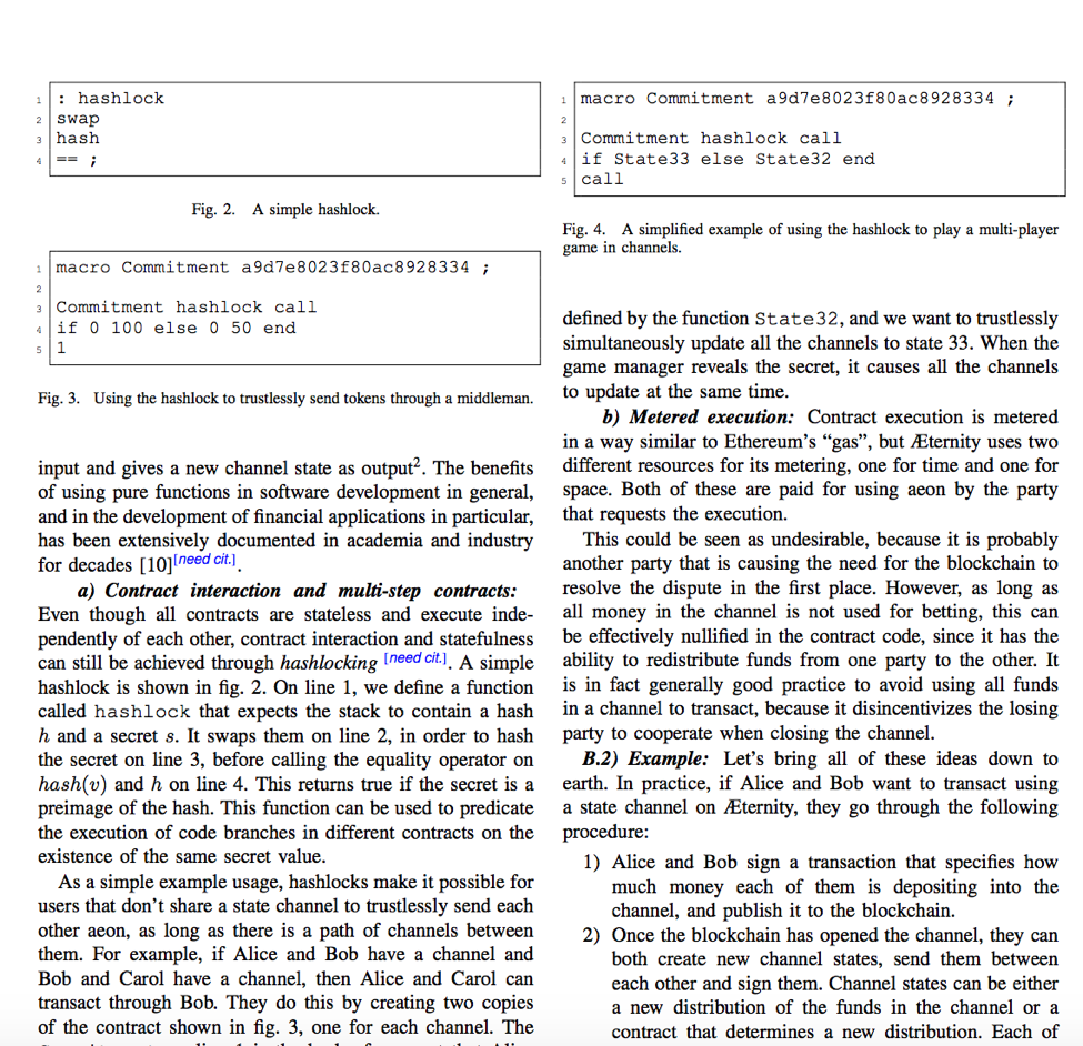 Формат научной статьи способствует росту доверия, при этом документ может быть небольшим (~10 страниц)