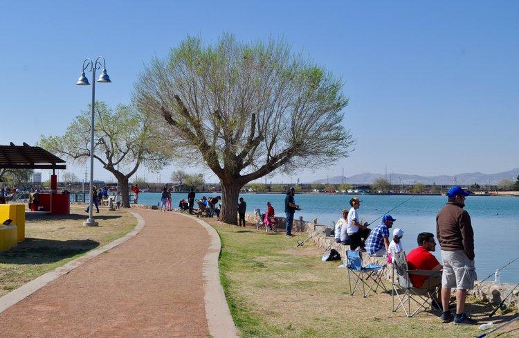 parks el paso county parks recreation