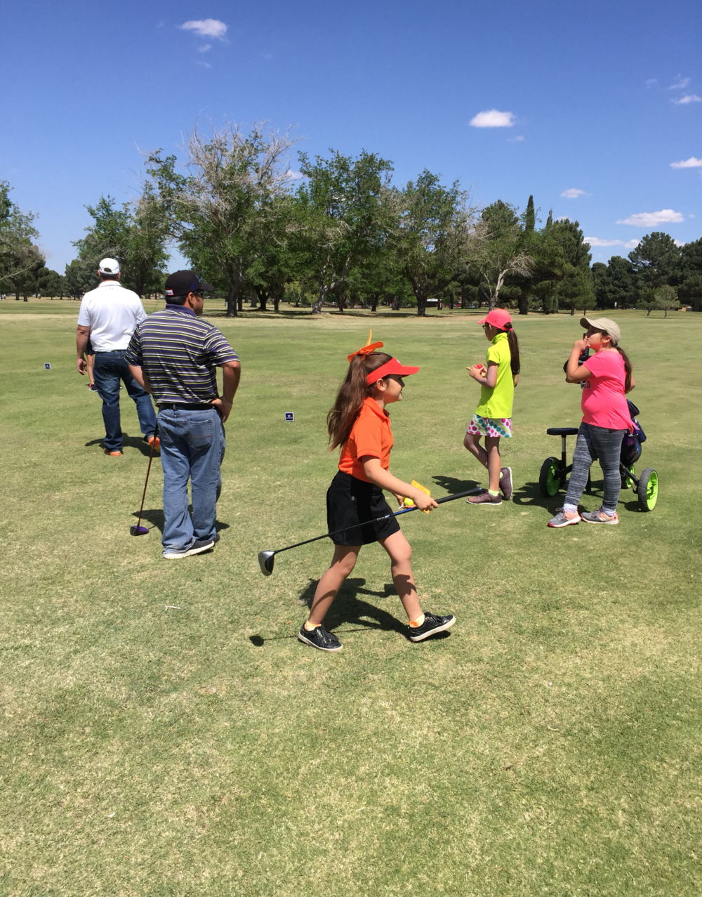 U.S. Kids Golf El Paso Local Tour 2017