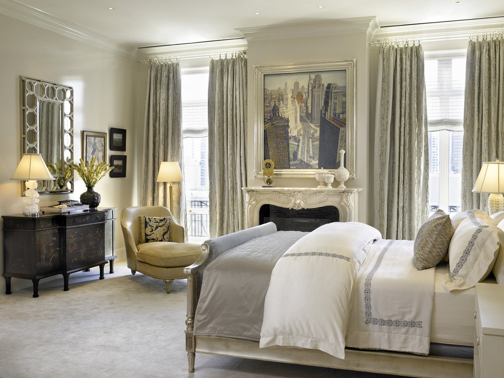 Private Collector | Design Firm: Jessica Lagrange Interiors Artist: J. Jeffrey Grant