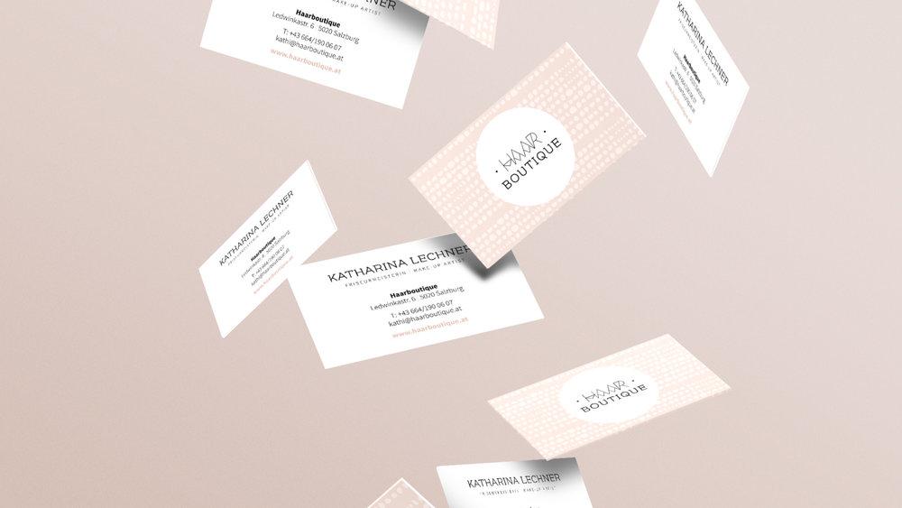 Haarboutique_Branding_Visitenkarten_1