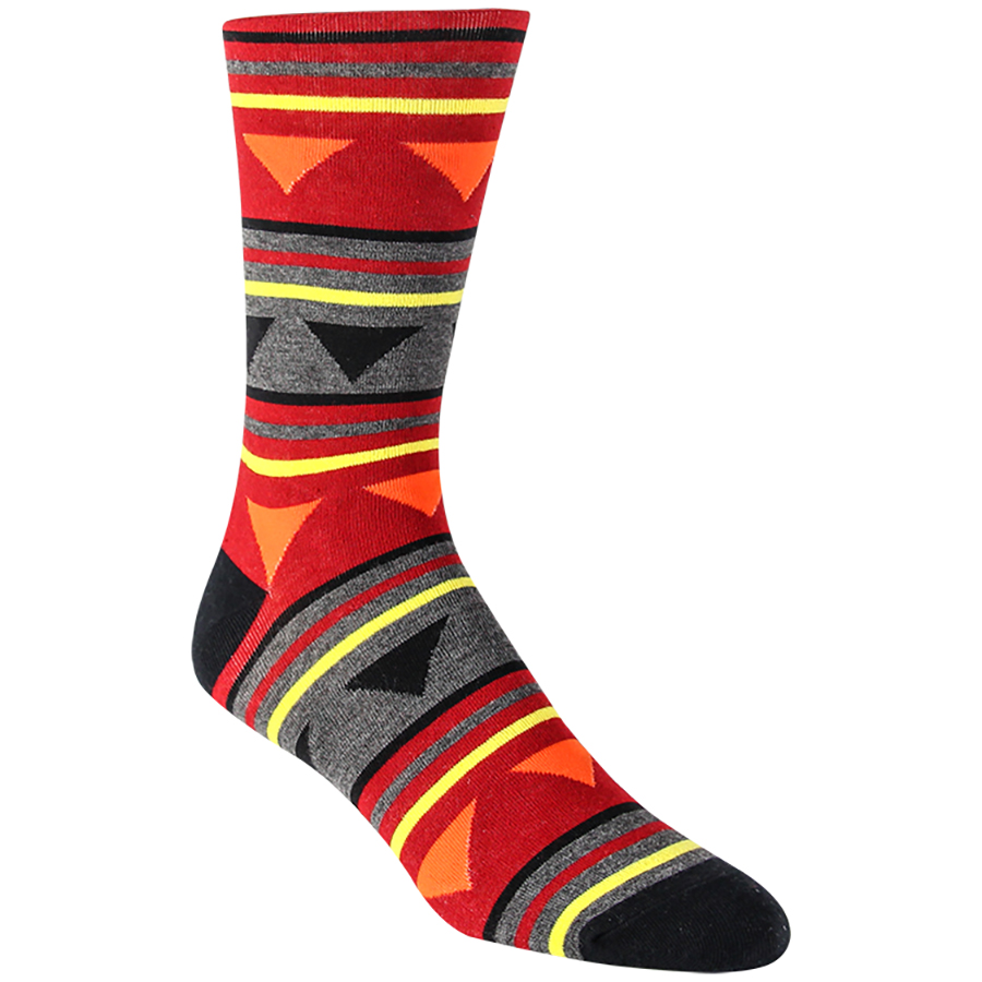 Triangle Tribal Mens Socks