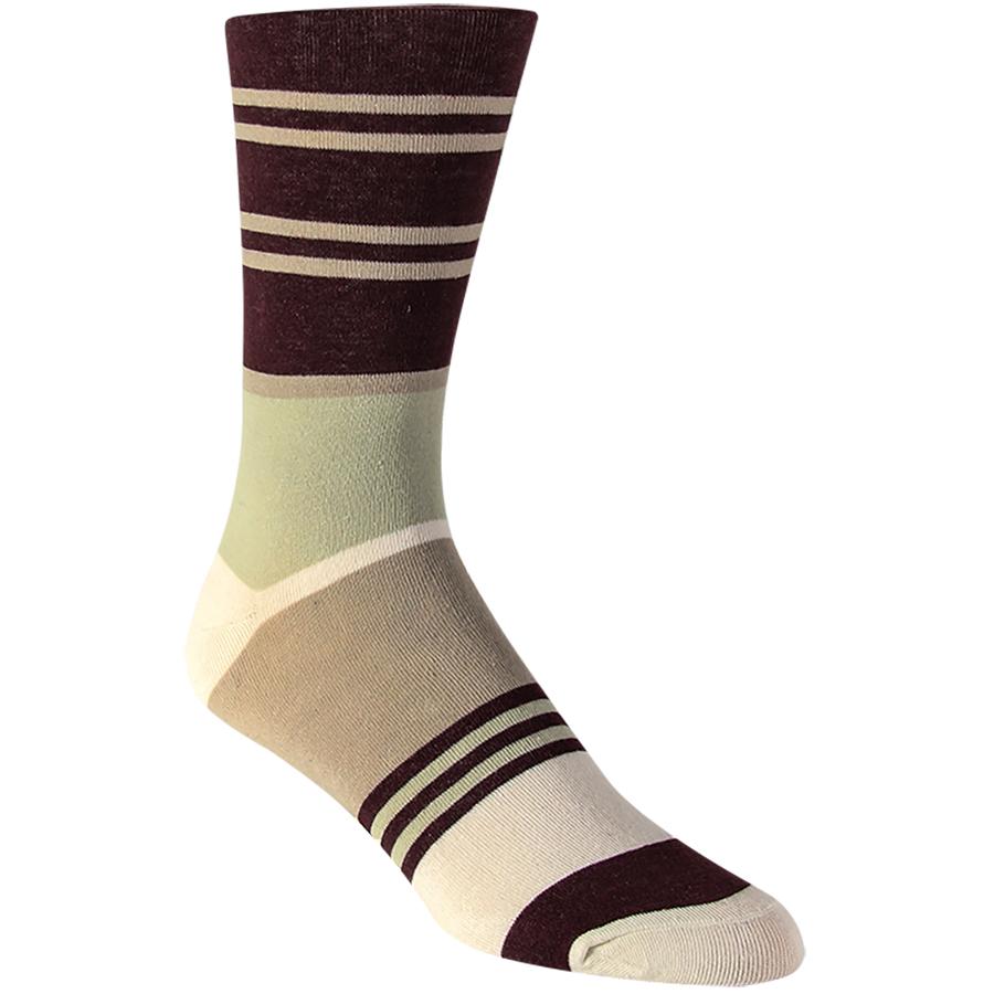 Random Stripes Mens Socks