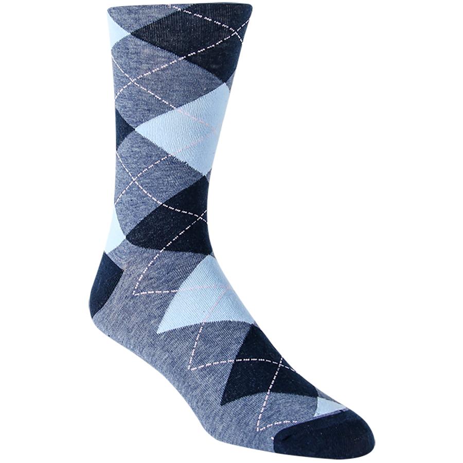 Argyle Mens Socks
