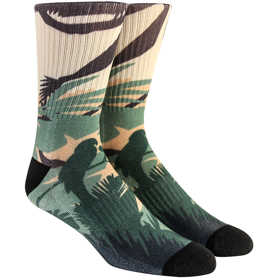 Welcome to the Jungle Mens Socks