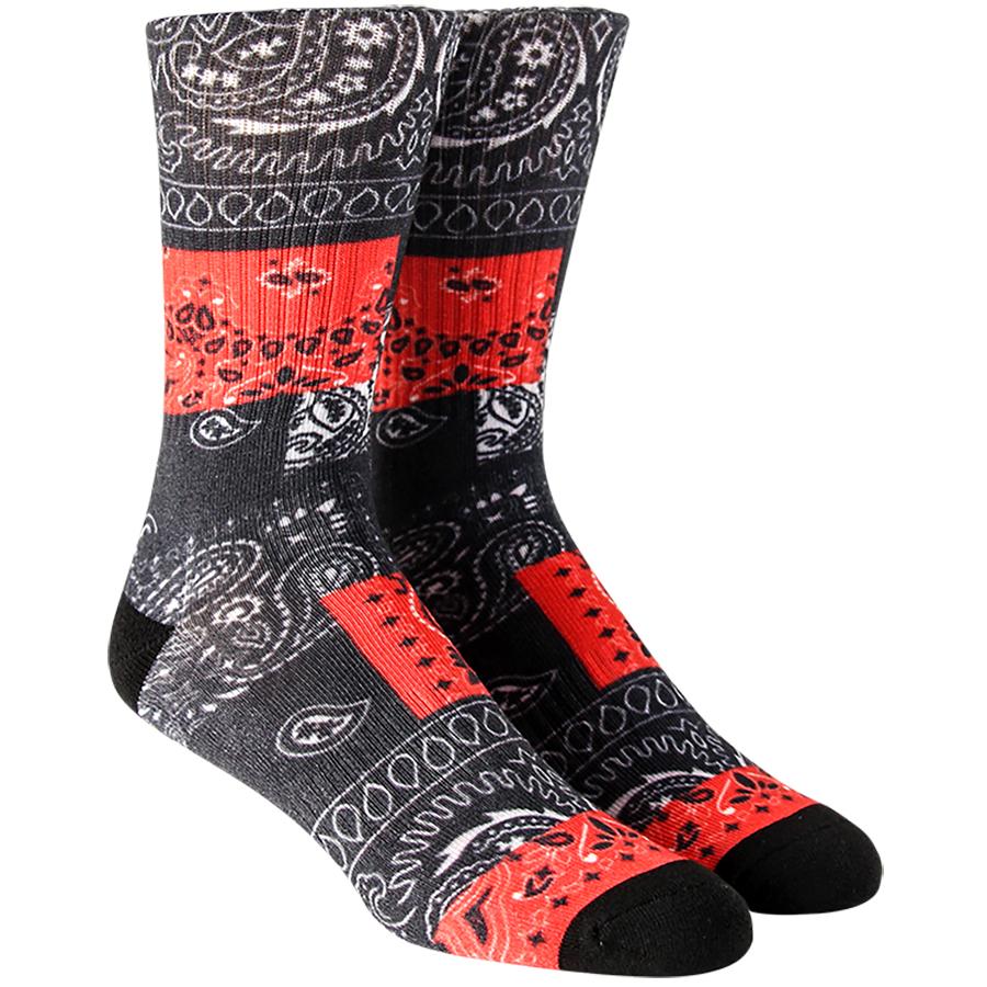 Bandana Mens Socks