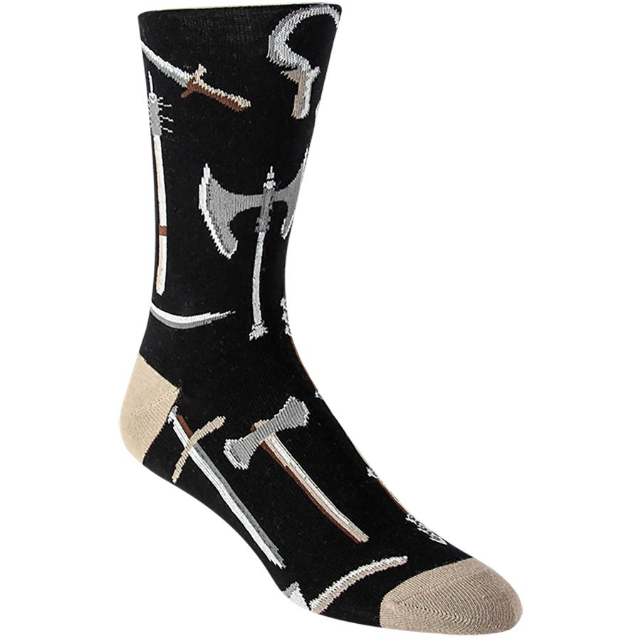 Medieval Weapons Mens Socks