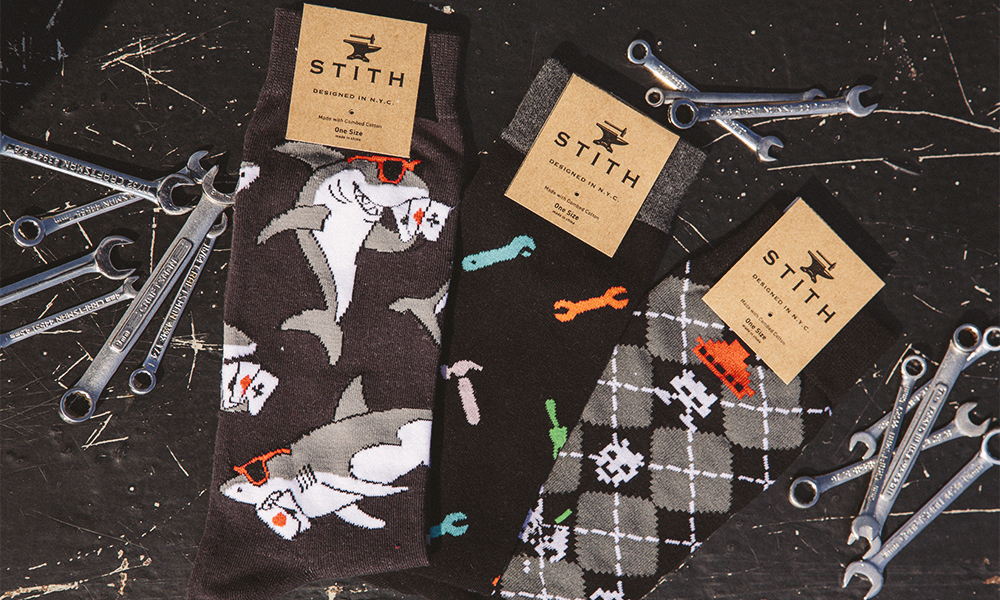 Stith Mens Socks