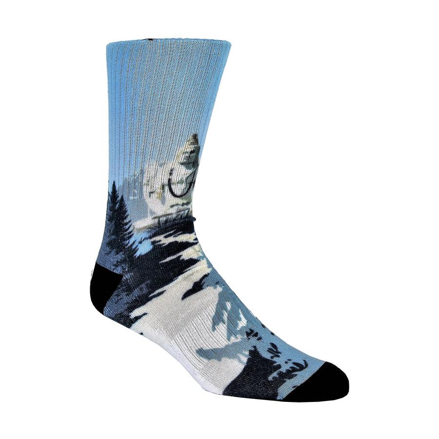 Himalayan Zen Mens Socks