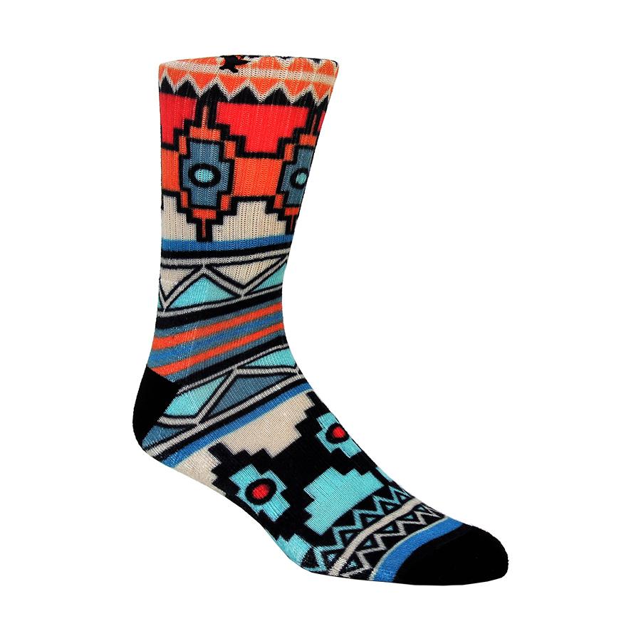 Mayan Mix Mens Socks
