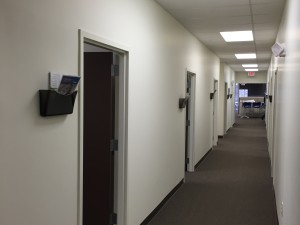 Stafford Consulting - 2,000 Square Feet - Completed 2014