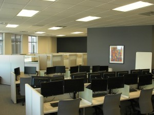 Huron Consulting Expansion - 5,000 Square Feet - Completed 2012