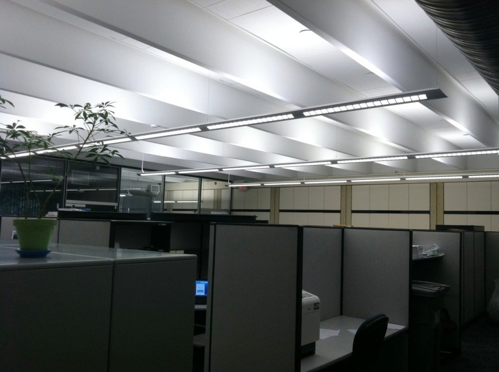 Cummins Atlantic - Interior Office and Distribution - 70,000 Square Feet - Completed 2011