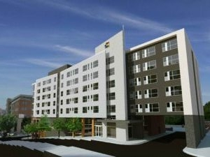 Hyatt - Greenville, SC - 7 Stories - 130 Rooms - Completion 2018