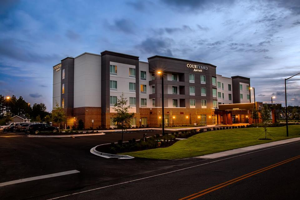 Courtyard by Marriott - Cayce, SC - 4 Stories - 95 Rooms - Completion 2017