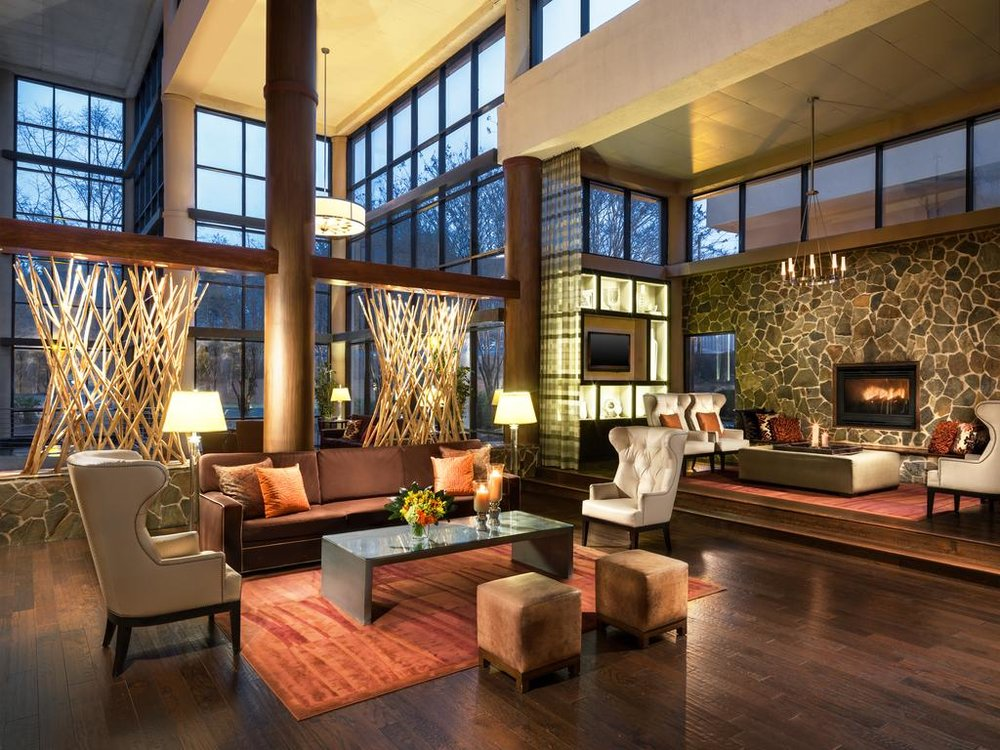 Sheraton Charlotte Airport - Property Improvement - 8 Stories - 200 Rooms - Completed 2015