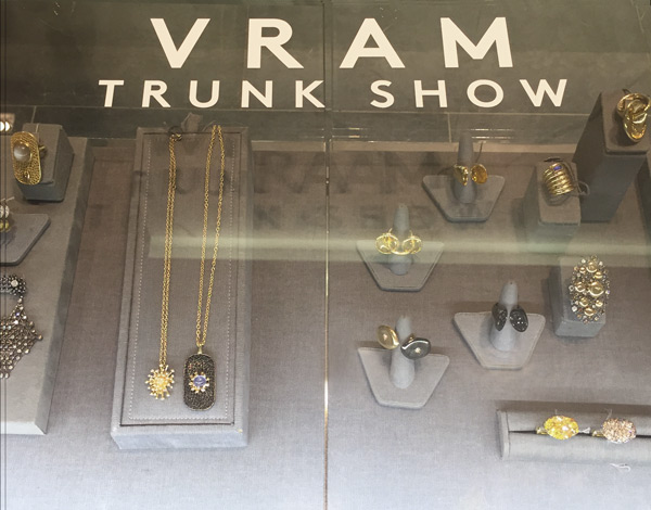 VRAM Jewelry Continuum Barneys New York Madison