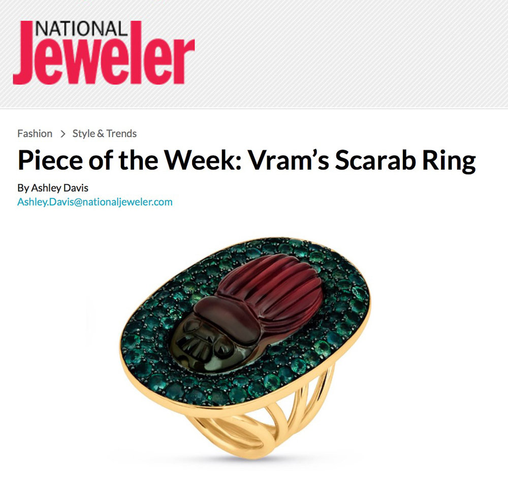 VRAM Jewelry Scarab Ring National Jeweler.jpg