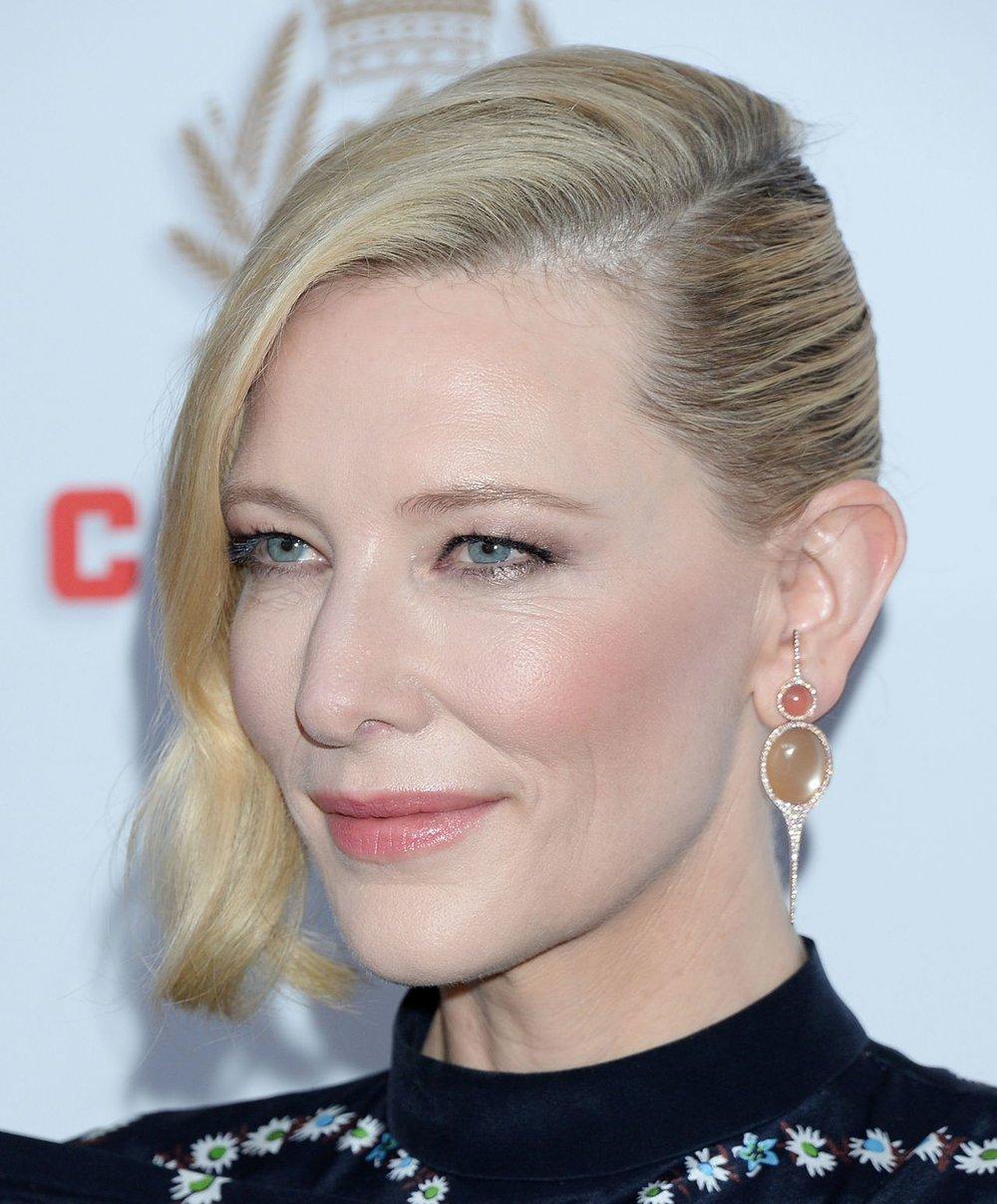 VRAM Jewelry Cate Blanchett 2018 Britannia Awards
