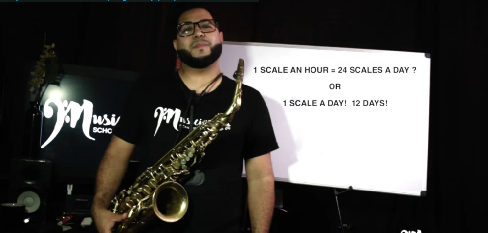 Intro to The Major Scales