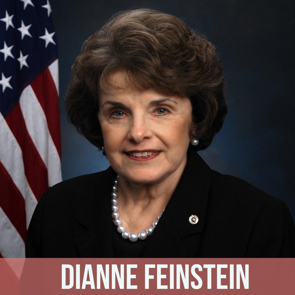 U.S. Senator, California