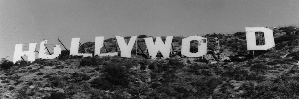This Image From the 1970's Perfectly symbolizes just how people are starting to feel about the Hollywood Landscape. http://hollywoodsign.org/the-sign-it-is-achangin-turbulence-and-decay-2/