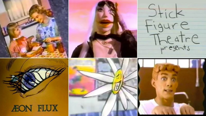 Liquid Television saw the rise of Beavis & Butthead & Aeon Flux back in the 90's. http://io9.gizmodo.com/5848426/mtv-releases-the-insane-liquid-television-archives-to-the-masses